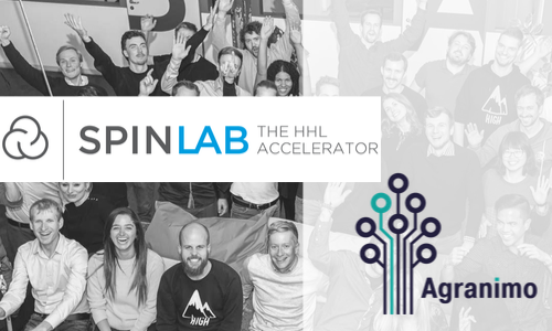 Agranimo Has Started The SpinLab Accelerator Program
