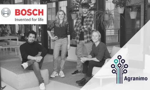 Agranimo At Bosch Startup Harbour